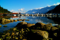 View of Horseshoe Bay, British Columbia 1/200