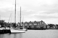 Fells Point Bay, Baltimore 1/200