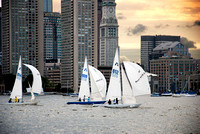 Boston Sailboats 1/200