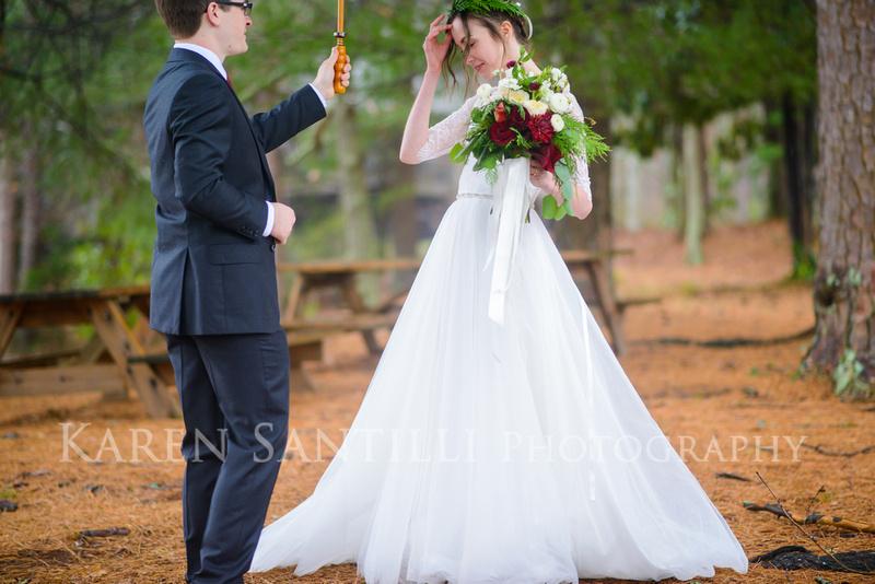 Kyle and hannah wedding